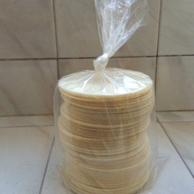 Formas 8,5cm (paquete 50)